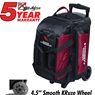 Arizona Cardinals 2 Ball Roller Bowling Bag