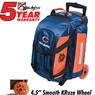 Chicago Bears 2 Ball Roller Bowling Bag