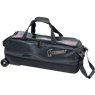 Hammer Force 3 Ball Slim Triple Roller Bag- Black