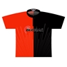 900 Global Dye-Sublimated Jersey - Orange/Black