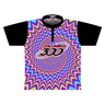 Columbia 300 Dye-Sublimated Jersey - Purple/Blue/Black