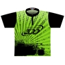 Columbia 300 Dye-Sublimated Jersey - Green/Black