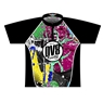 DV8 Dye-Sublimated Jersey -Black/Multi