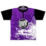 DV8 Dye-Sublimated Jersey -Purple/White/Black