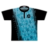Ebonite Dye-Sublimated Jersey - Blue/Black