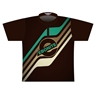 Ebonite Dye-Sublimated Jersey - Green/Gold/Black