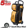 Pittsburgh Steelers 3 Ball Roller Bowling Bag