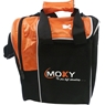 Moxy Strike Single Tote Bowling Bag- Orange/Black