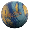 Hammer Rip'D Pearl Bowling Ball- Blue/Gold/Light Blue