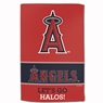 "Los Angeles Angels Sublimated Cotton Towel- 16"" x 25"""