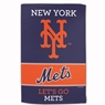 "New York Mets Sublimated Cotton Towel- 16"" x 25"""