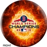 2018 MLB World Series Champs - Boston Red Sox Bowling Ball