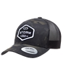 Storm Trucker Patch Hat - Camo