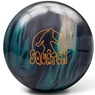Radical Squatch Bowling Ball- Black/Teal/Platinum
