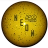 "Duckpin EPCO Neon Speckled Bowling Ball 4 3/4""- Yellow"