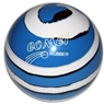 "Duckpin Comet Pro Rub Bowling Ball 4 7/8""- Royal/Black/White"