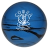 "Candlepin Cobra Pro Rubber Bowling Ball 4.5""- Blue/Black"
