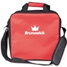 Brunswick T-Zone Single Tote Bowling Bag- Red