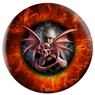 Anne Stokes Dragons/Dragonkin Bowling Ball