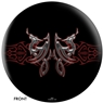 Anne Stokes Rock God Bowling Ball