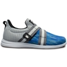 Brunswick Ladies Versa Bowling Shoes- Blue/Silver