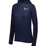 Track Ladies Regulate Lightweight Pullover