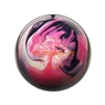 Ebonite Turbo/R Bowling Ball- Pink/Black/White