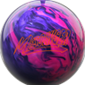 Columbia 300 Messenger Bowling Ball - Pink/Purple
