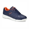 Dexter Mens Ricky IV Navy/Orange Bowling Shoes