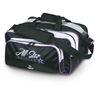 Roto Grip 2 Ball CarryAll Bowling Bag All Star Edition- Purple