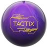 Track Tactix Hybrid Bowling Ball- Purple Pearl/Purple