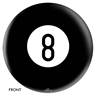 Billiard Bowling Ball - 8 Ball