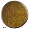 KR Strikeforce Clear Bowling Ball - Glitter Gold