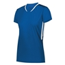 Augusta Ladies Full Force Short Sleeve Jersey