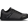 KR Strikeforce Men's Flyer Mesh Wide Width Bowling Shoes - Black/Steel