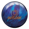 Columbia 300 Outlook Bowling Ball - Purple Pearl/Blue Pearl