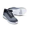 KR Strikeforce Aviator Black/Grey Bowling Shoes Men's