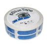 Real Bowlers Tape Blue Roll of 500- 1/2 Inch