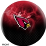 2019 Arizona Cardinals NFL On Fire Bowling Ball