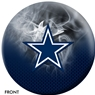 Dallas Cowboys NFL On Fire Bowling Ball