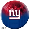 New York Giants NFL On Fire Bowling Ball