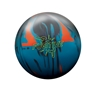 Hammer Fugitive Solid Bowling Ball- Blue/Black/Orange