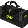 Motiv Shock Double Deluxe Tote Bowling Bag- Grey/Lime