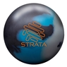 Track Strata Bowling Ball - Sky/Grey/Black