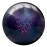 Hammer Web M.B. Bowling Ball - Dark Blue/Purple
