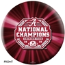 2020 National Champions Alabama Crimson Tide Bowling Ball