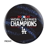 2020 World Series Champions Los Angeles Dodgers Bowling Ball - Galaxy