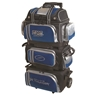 Storm Rolling Thunder 6 Bowling Bag- Blue/Black/Silver