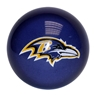 Baltimore Ravens Duckpin Bowling Ball