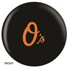 Baltimore Orioles Bowling Ball
